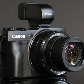 new Canon's baby... by Almas Bavcic - Artistic Objects Technology Objects