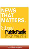 Screenshot of St. Louis Public Radio App