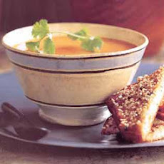 Hot-and-Sour Pumpkin Soup