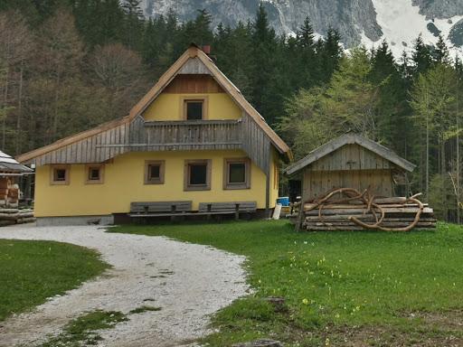 Jezersko Moutain Lodge