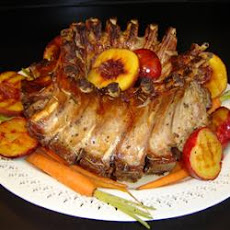 Stuffed Crown Roast of Pork