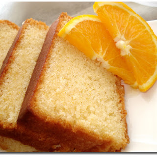 Double Orange Cake Recipes