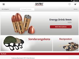 Screenshot of ASMC