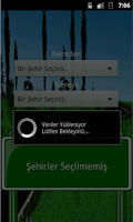 Screenshot of Distance Between Turkey Cities