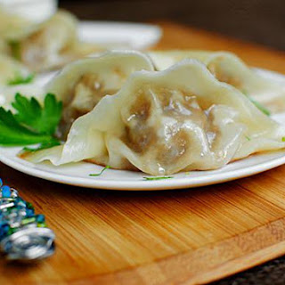 French Onion Soup Potstickers