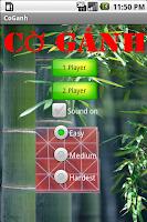 Screenshot of Co Ganh