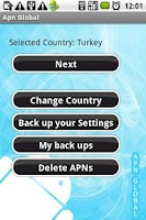 Screenshot of Apn Global
