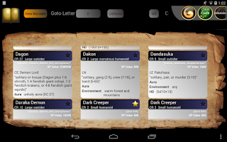Screenshot of DnD Buddy