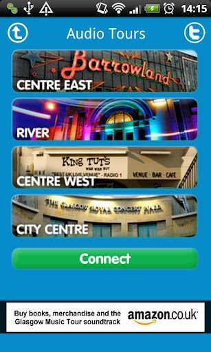 【免費生活App】Glasgow Music Tour City Centre-APP點子