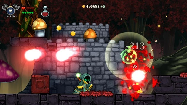 Magic Rampage APK screenshot thumbnail 6