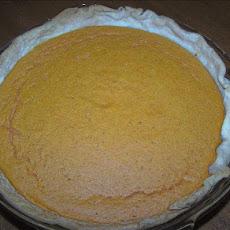 Carrot Pie (Diabetic)