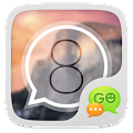 Free GO SMS PRO ICOLOR8 THEME APK for Windows 8