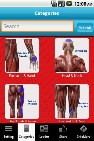 A-Z Muscle Trigger Points LITE