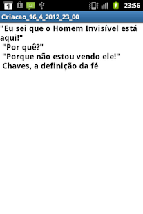Frases do Chaves! - screenshot