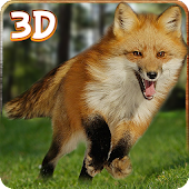 Game Wild Hungry Fox Attack Sim 3D APK for Windows Phone