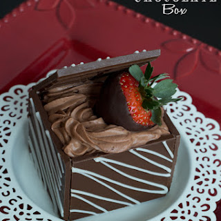 Valentines Chocolate Box