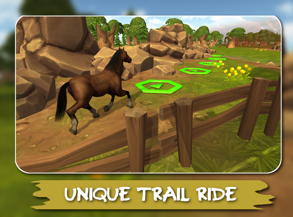 Horse Haven Adventure 3D Screenshot 2