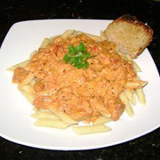 Creamy Tomato and Vodka Pasta Sauce