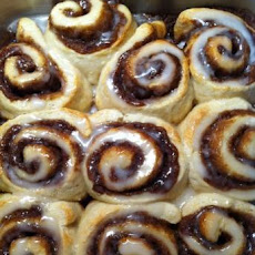 Quick Cinnamon Rolls - No Yeast