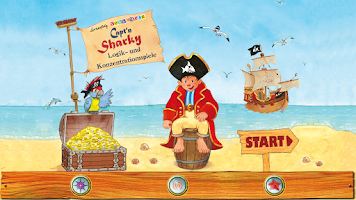 Screenshot of Capt'n Sharky Logik
