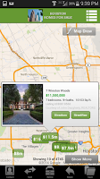 Screenshot of Houston Homes for Sale