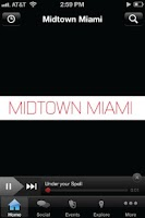 Screenshot of Midtown Miami.