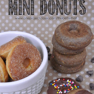Whole Wheat Flour Donuts Recipes