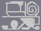 Thumbnail of the map 'Dodge and Spiral'