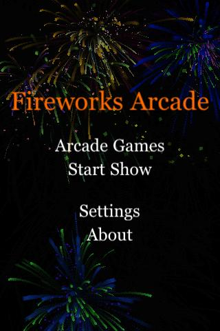 fireworks-arcade for android screenshot