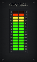 Screenshot of LED VU Meter