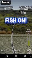 Screenshot of i Fishing Fly Fishing Lite
