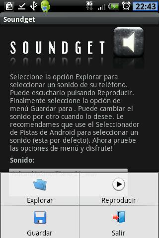 【免費媒體與影片App】SoundGet (widget)-APP點子