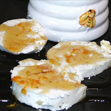 Goat Cheese With Honey