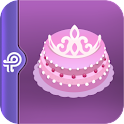 Pink Princess Cookbook icon