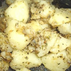 Fast  Microwaved  Pan  Fried  Potatoes