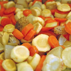 Carrots, Parsnips and Potatoes