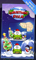 Screenshot of Bouncy Bill Christmas Style