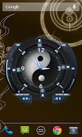 Screenshot of Yin Yang & Kung fu LWP HD