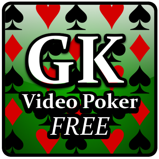 GKproggy Video Poker Free LOGO-APP點子