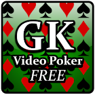 GKproggy Video Poker Free icon