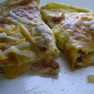 Wake-Up Bacon Omelet