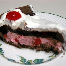 Chocolate Covered Cherry No-Cook Pie