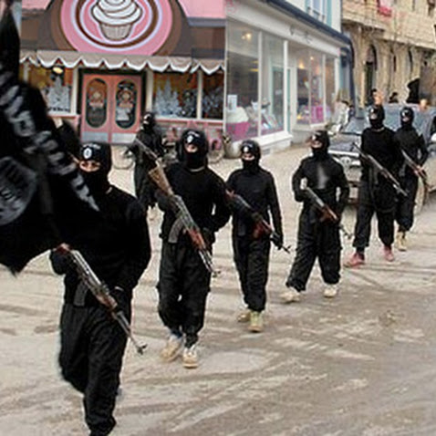 Iraqi Forces Closing In On Cute Little ISIS-Controlled Cupcake Shop