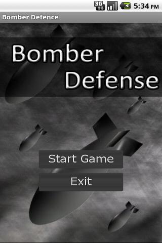 轟炸機防務