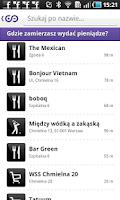 Screenshot of MoneyZoom Wydatki pod kontrolą