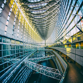 tokyo forum international by Setyawan Budhi - Buildings & Architecture Architectural Detail