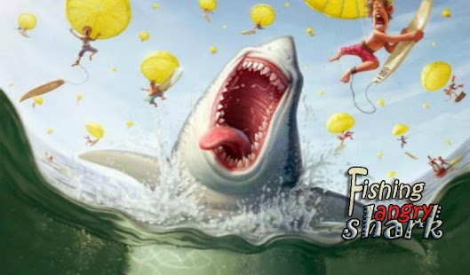 Fishing Angry Shark - screenshot