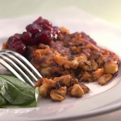 Sweet Potato-Turkey Hash