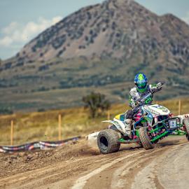 Driftin by Josh Rud - Sports & Fitness Motorsports ( sturgis, drifting, racing, moutains, off road, flat track, atv, quads )