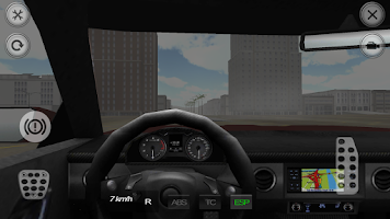 Screenshot of Extreme Nitro Car
